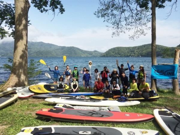 【SUPイベント】LAKE SUP & CAMP @NOJIRIKO